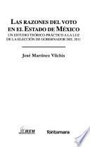 Las razones del voto en el Estado de México