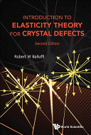 Introduction to Elasticity Theory for Crystal Defects [Pdf/ePub] eBook