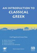 An Introduction to Classical Greek