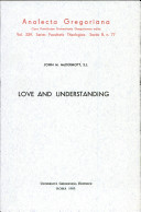 Love and Understanding [Pdf/ePub] eBook