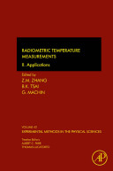 Radiometric Temperature Measurements