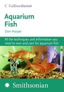 Aquarium Fish (Collins Discover) Book Cover