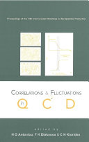Correlations & Fluctuations in QCD