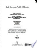 Basic Electricity and DC Circuits