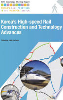 Saemaul Undong and Transport Infrastructure Expansion Book