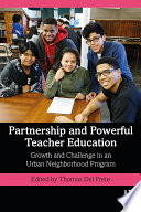 Partnership and Powerful Teacher Education