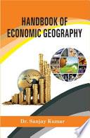 Handbook of Economic Geography