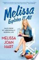 Melissa Explains It All Book
