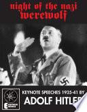 Night Of The Nazi Werewolf