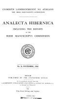 Analecta Hibernica