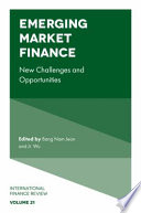 Emerging Market Finance
