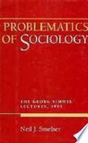 Problematics of Sociology
