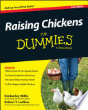 """Raising Chickens For Dummies"" by Kimberley Willis, Robert T. Ludlow"