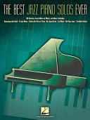 The Best Jazz Piano Solos Ever Book