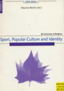 Sport, Popular Culture and Identity