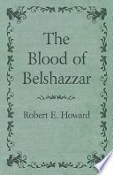 Free The Blood of Belshazzar Book
