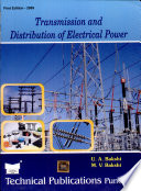 Transmission And Distribution Of Electrical Power Book PDF