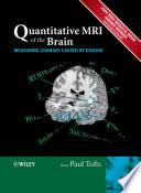 Quantitative MRI of the Brain Book