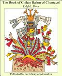 Pdf The Book of Chilam Balam of Chumayel Telecharger