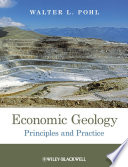 Economic Geology Book PDF