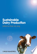 Sustainable Dairy Production Book