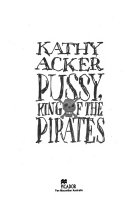 Pussy  King of the Pirates Book