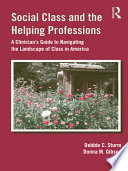 Social Class And The Helping Professions PDF