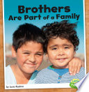 Brothers Are Part of a Family Book PDF