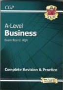 New 2015 A-level Business