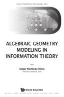 algebraic geometry modeling in information theory martinez moro edgar