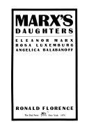 Marx's Daughters