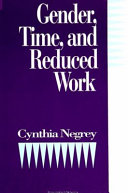 Gender, Time, and Reduced Work