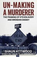 Un-Making a Murderer banner backdrop