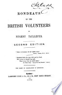 Rondeaus of the British volunteers     Second edition