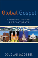 Pdf Global Gospel