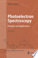 Photoelectron Spectroscopy Book