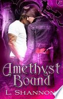 Amethyst Bound Book