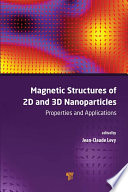 Magnetic Structures of 2D and 3D Nanoparticles Book