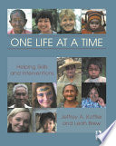 One Life at a Time Book