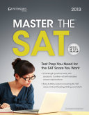 Master the SAT  Diagnosing Strengths and Weaknesses