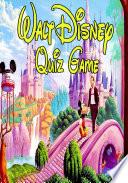 Walt Disney Quiz Game
