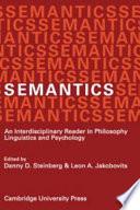 Read Online Semantics For Free