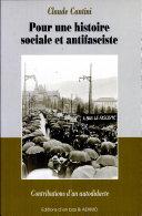 Pour une histoire sociale et antifasciste