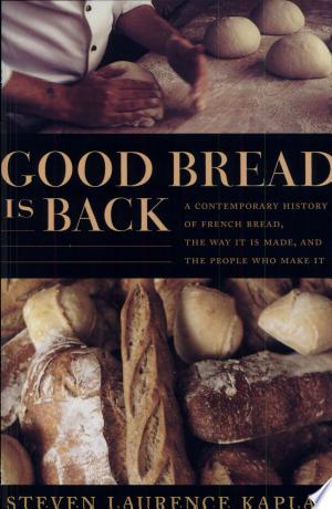 Download Good Bread Is Back online Books - godinez books