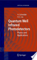 Quantum Well Infrared Photodetectors Book PDF
