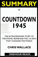 SUMMARY Of Countdown 1945