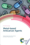 Metal based Anticancer Agents Book
