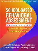 School Based Behavioral Assessment  Second Edition