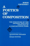 A Poetics of Composition