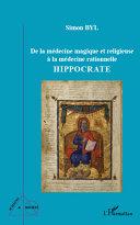 Pdf De la médecine magique et religieuse à la médecine rationnelle Telecharger